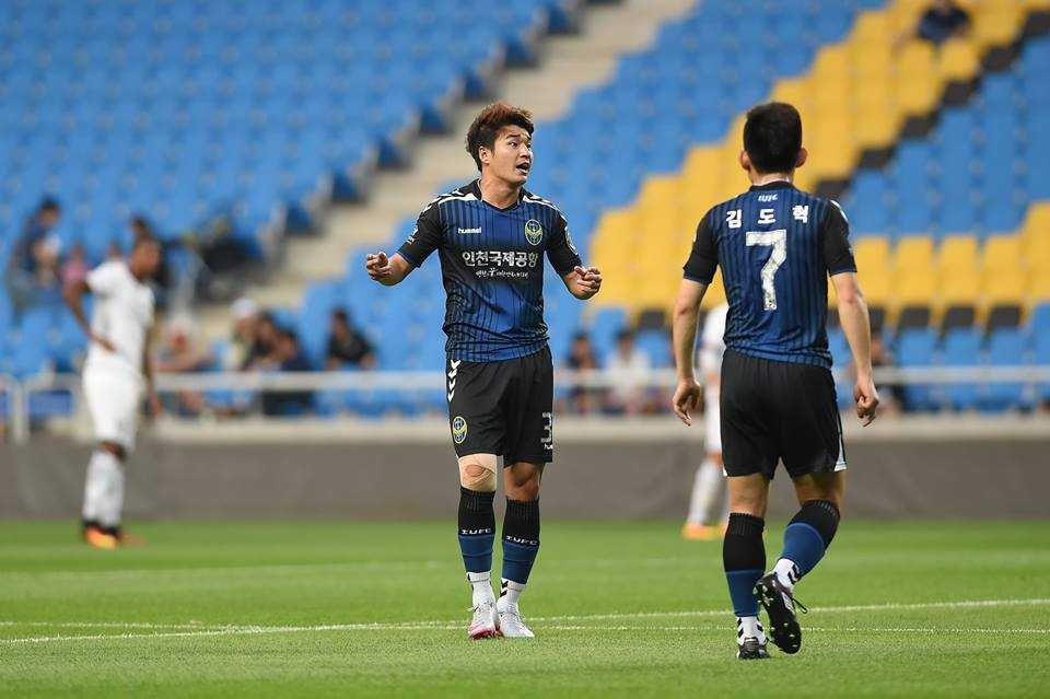 Xuan Truong vang mat, Incheon Utd thua sat nut Jeonnam hinh anh 2