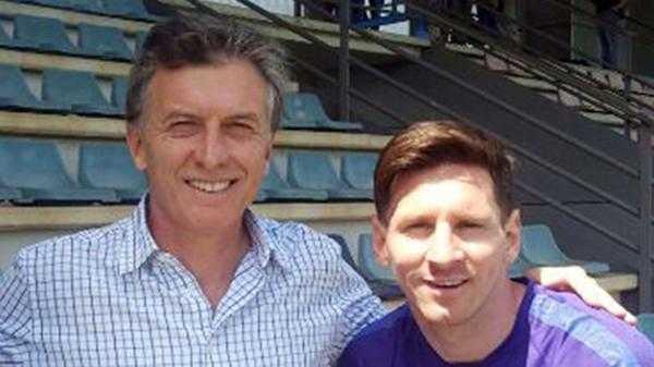 Tong thong Argentina, Maradona khuyen Messi thay doi quyet dinh hinh anh 1