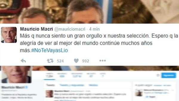 Tong thong Argentina, Maradona khuyen Messi thay doi quyet dinh hinh anh 2