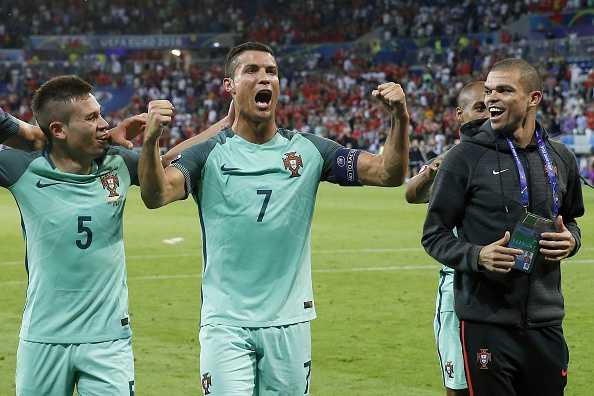 Ronaldo se pha hang loat ky luc o chung ket EURO 2016? hinh anh 1