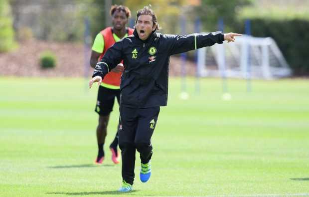 Antonio Conte: Chelsea se la dia nguc ruc lua hinh anh 2