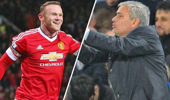 Jose Mourinho se su dung Wayne Rooney ra sao? hinh anh 1