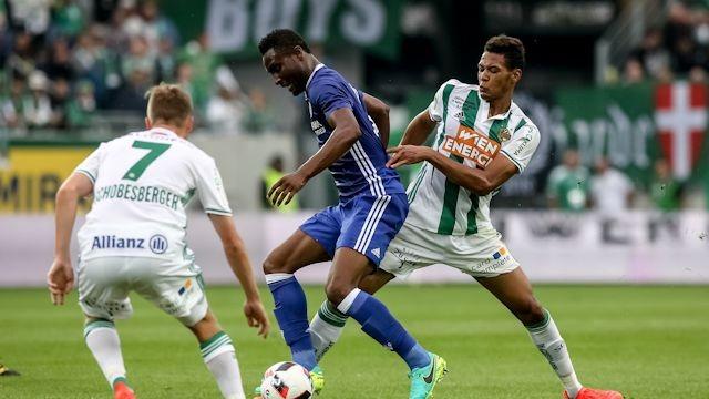 Chelsea de thua Rapid Wien, Conte lo au ngay ra mat hinh anh 1