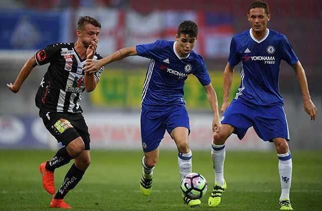 Chelsea khoi sac, Antonio Conte co chien thang dau tay hinh anh 2