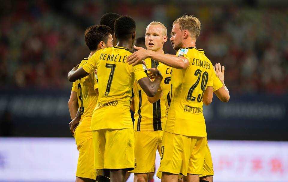 Thi dau nhat nhoa, Manchester United dai bai truoc Dortmund hinh anh 4