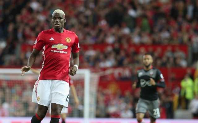 Paul Pogba hanh phuc ngay tro lai, Ibrahimovic len day cot tinh than hinh anh 1