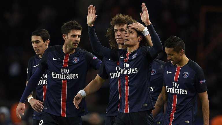Du doan vong bang Champions League: PSG tren co Arsenal, Man City thach thuc Barca hinh anh 1