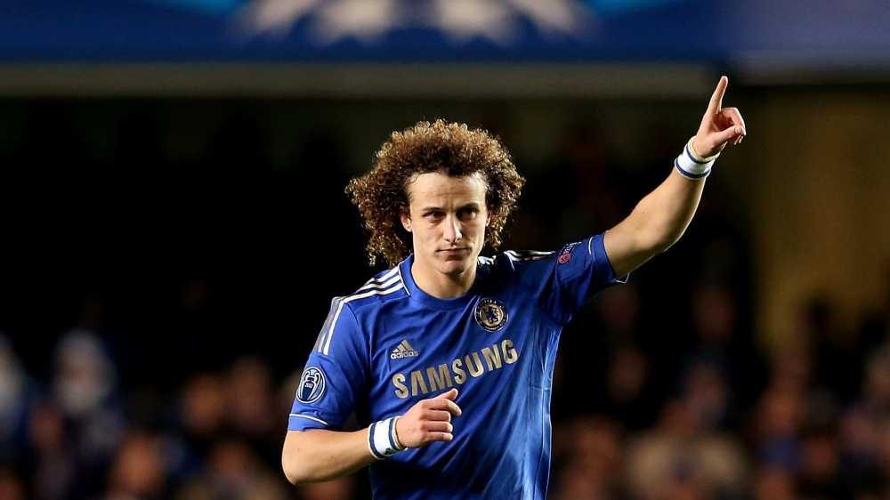 Chelsea bat ngo hoi mua David Luiz hinh anh 1