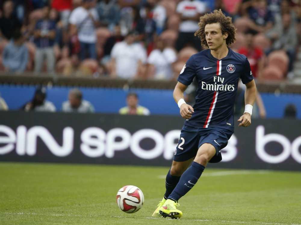 Chelsea bat ngo hoi mua David Luiz hinh anh 2