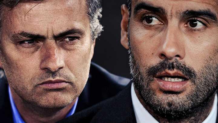 Jose Mourinho vs Pep Guardiola: Tu dong minh den ke thu truyen kiep hinh anh 1