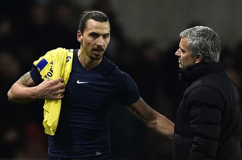 Jose Mourinho vs Pep Guardiola: Dinh menh Zlatan Ibrahimovic hinh anh 2