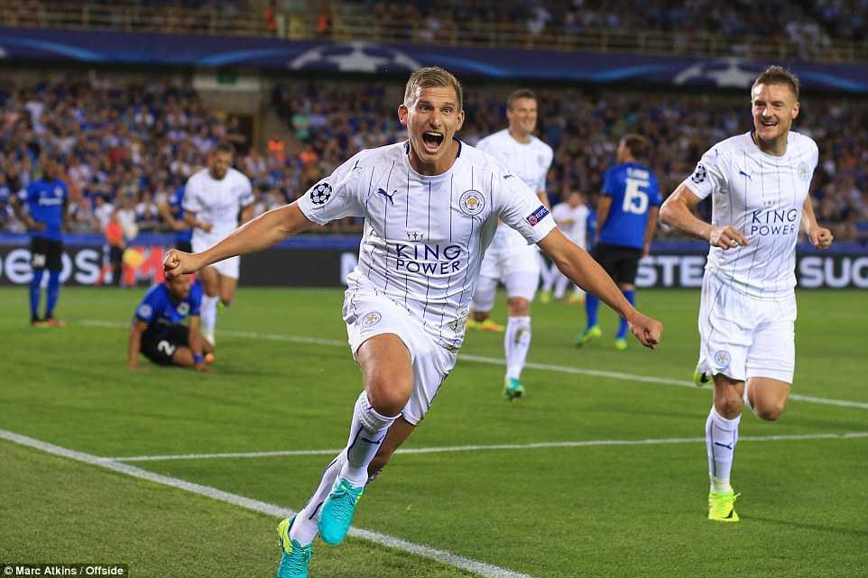 Riyad Mahrez toa sang, Leicester City co chien tich lich su hinh anh 1