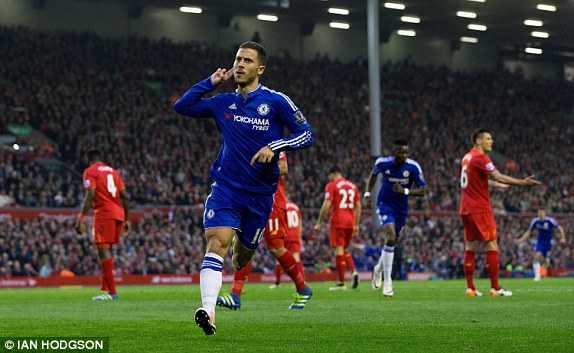 5 diem nong dinh doat dai chien Chelsea - Liverpool hinh anh 3