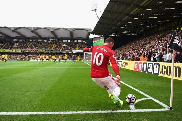 Rooney choi te the nao trong that bai cua Manchester United? hinh anh 1