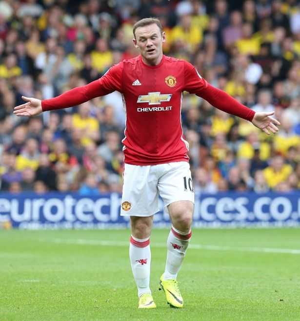 Rooney choi te the nao trong that bai cua Manchester United? hinh anh 6