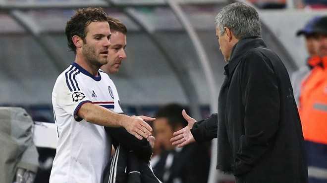 Jose Mourinho da