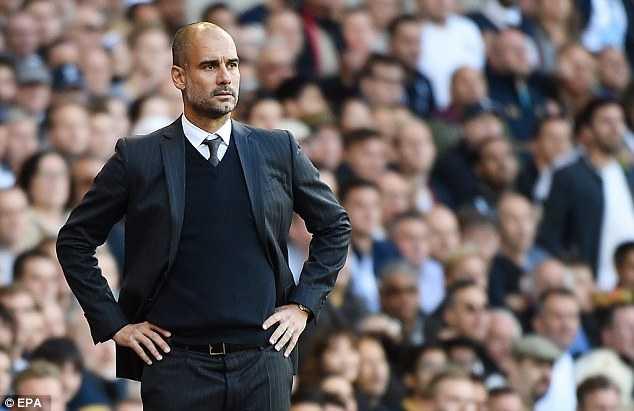 Pep Guardiola: Da tap luyen thi khong dung wifi hinh anh 1