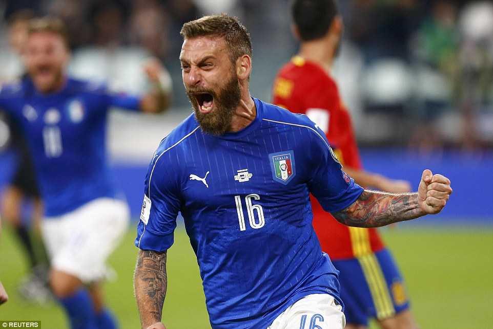 Ket qua vong loai World Cup 2018 khu vuc chau Au: Italia, Tay Ban Nha bat phan thang bai hinh anh 4