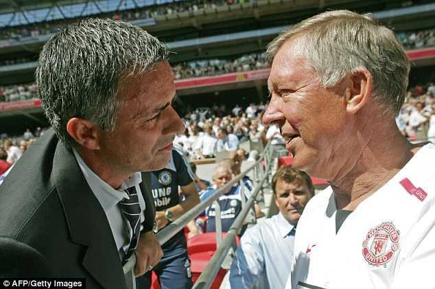 Mourinho da co the dan dat Manchester United som hon hinh anh 1