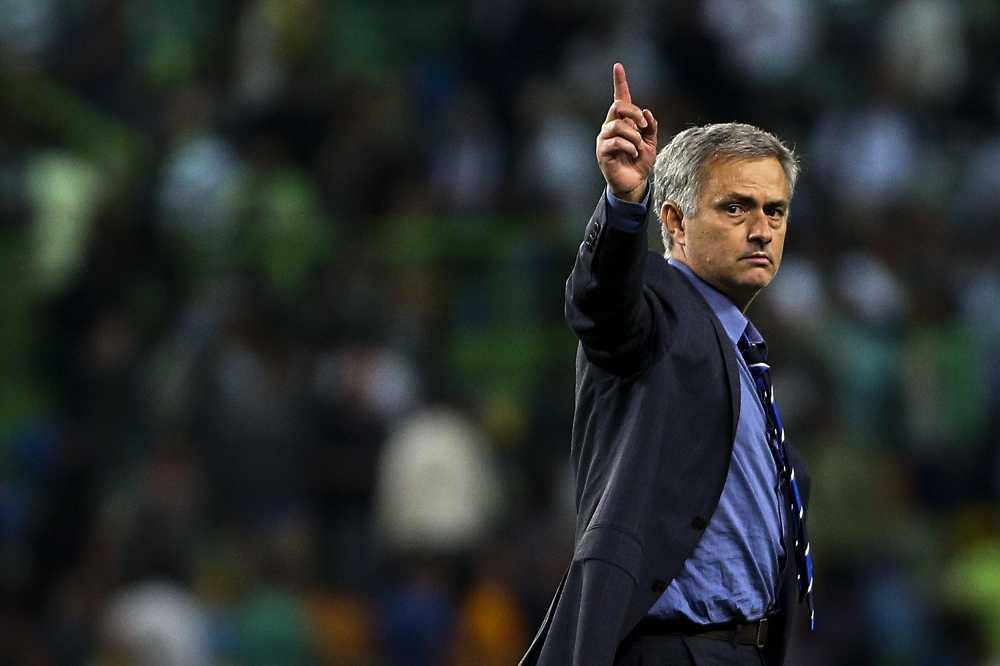 Mourinho da co the dan dat Manchester United som hon hinh anh 2