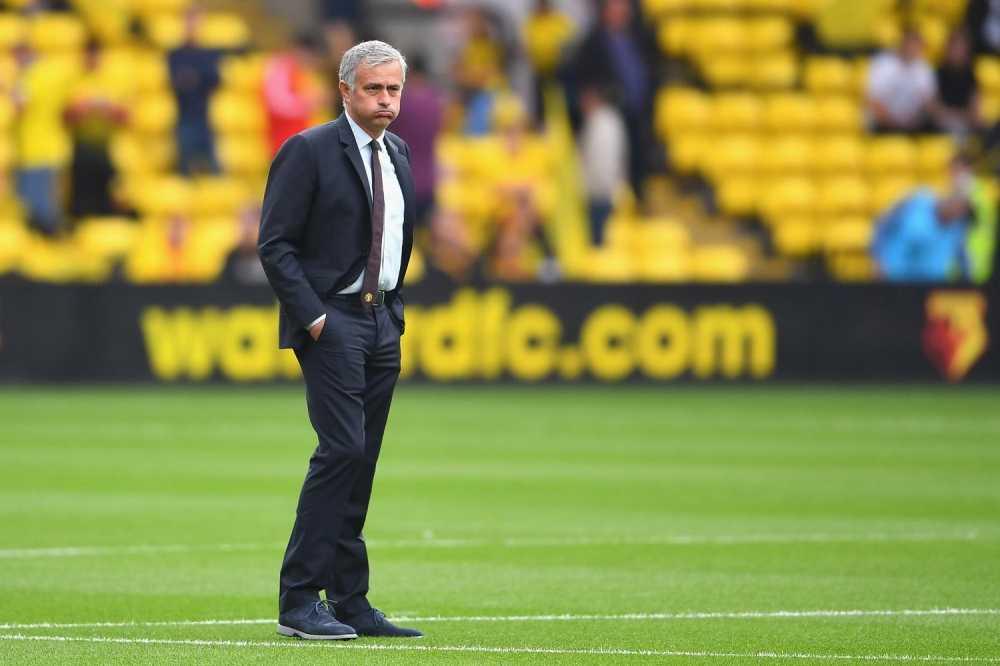 Mourinho: Thua Liverpool khong phai tham hoa hinh anh 1
