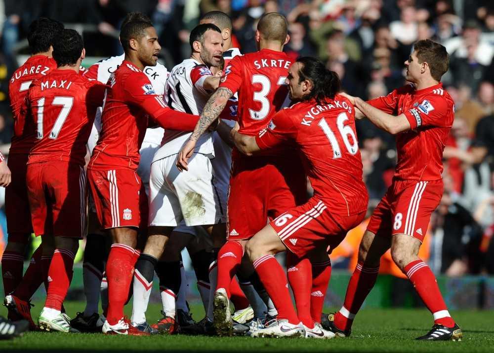 Mourinho: Thua Liverpool khong phai tham hoa hinh anh 2