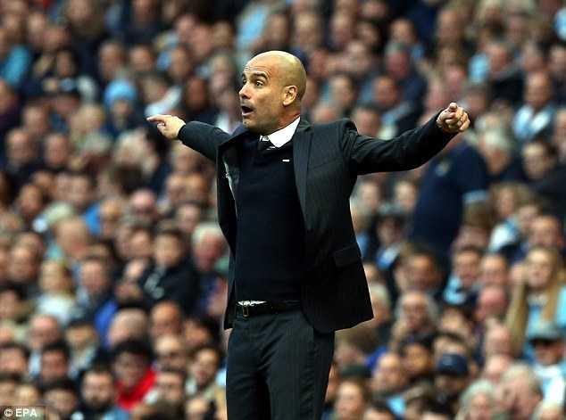 Pep Guardiola: Man City khong that vong, tap trung chien Barca hinh anh 1
