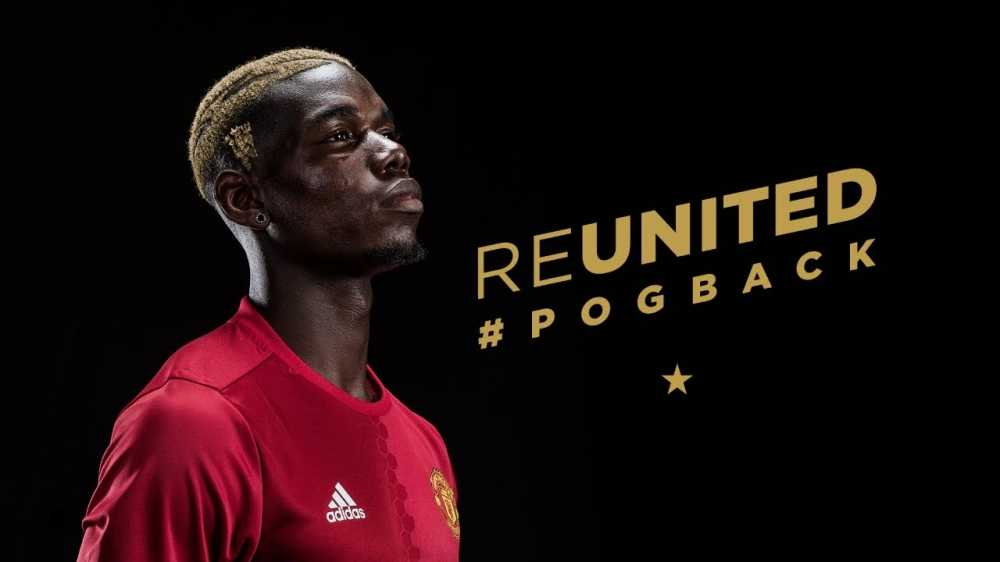 Paul Pogba khoi dau te hai khong ngo o Manchester United hinh anh 1