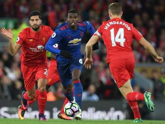 Paul Pogba khoi dau te hai khong ngo o Manchester United hinh anh 5