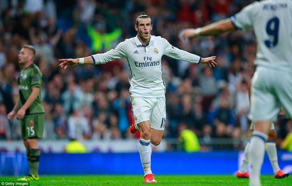 Ket qua bong da Champions League: Real Madrid thang dam, Leicester viet tiep cau chuyen than tien hinh anh 2