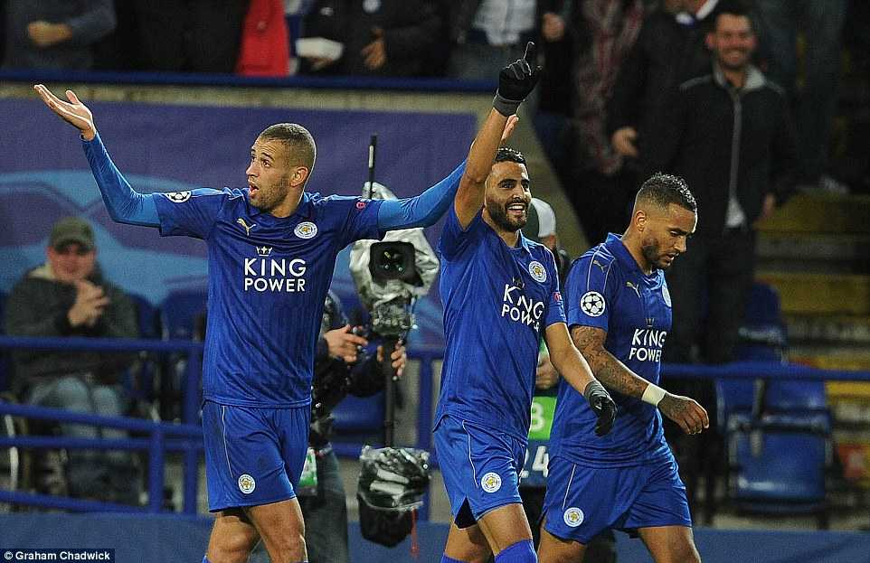 Ket qua bong da Champions League: Real Madrid thang dam, Leicester viet tiep cau chuyen than tien hinh anh 5