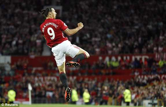 Dung ao tuong ve Zlatan Ibrahimovic hinh anh 1