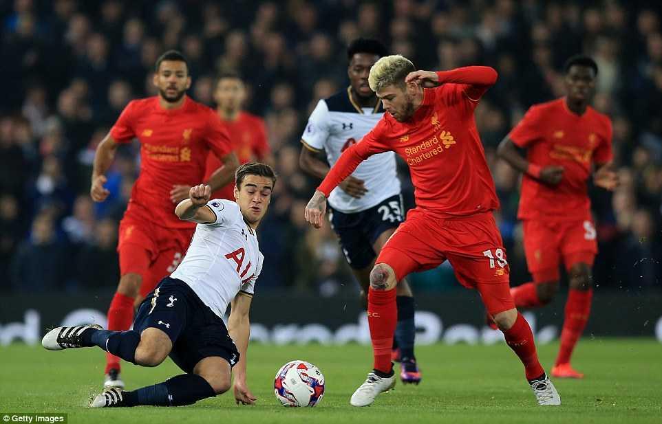 Ket qua bong da Anh: Daniel Sturridge toa sang, Liverpool ha guc Tottenham hinh anh 1