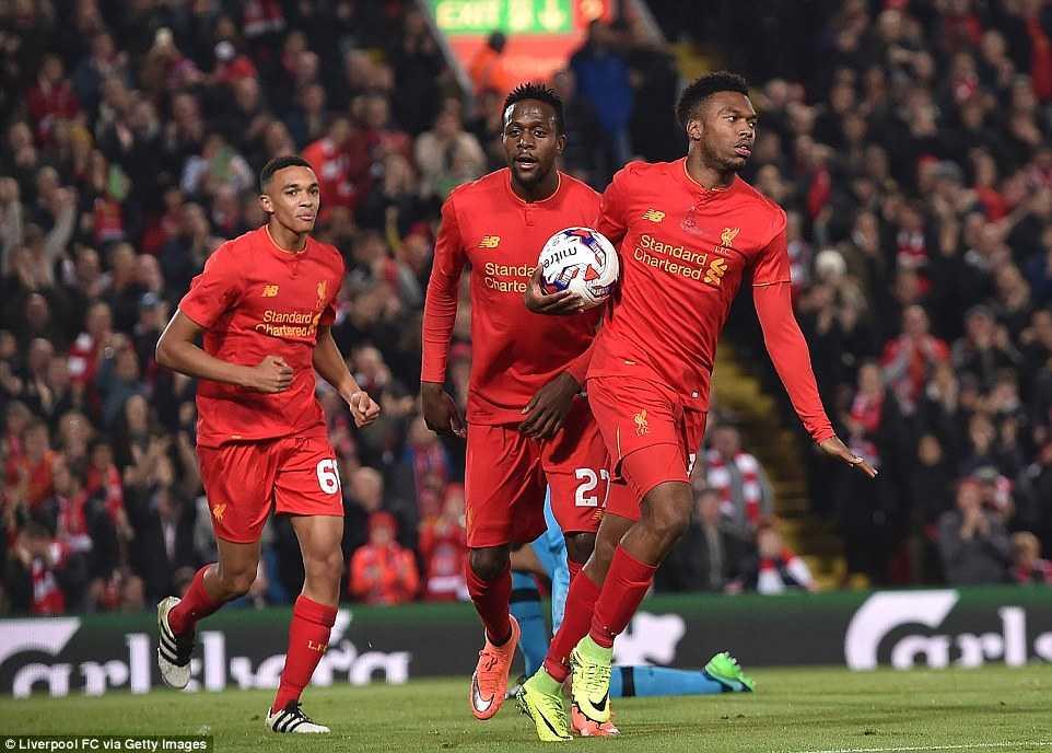 Ket qua bong da Anh: Daniel Sturridge toa sang, Liverpool ha guc Tottenham hinh anh 2