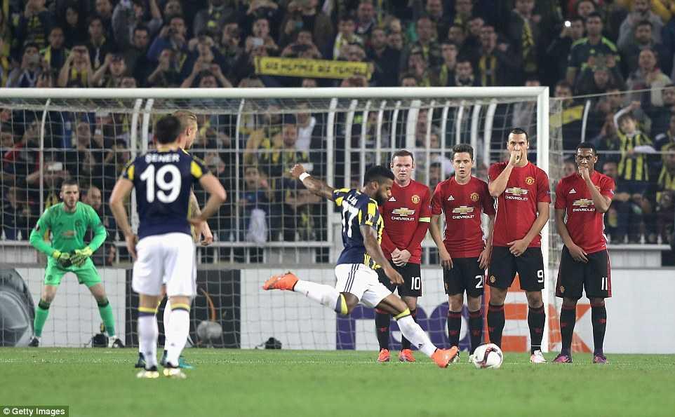 Man Utd lien tiep that bai: Mourinho vo trach nhiem, ngheo y tuong hinh anh 1