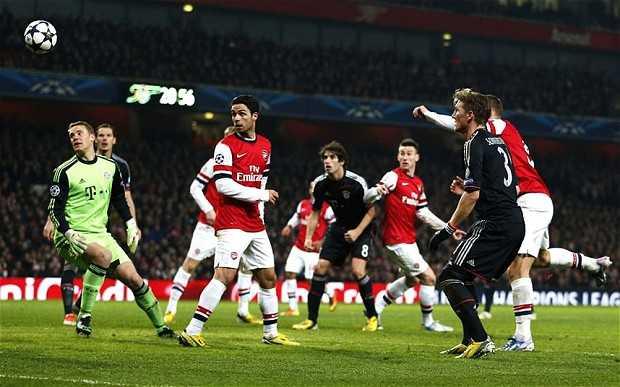 Nguoi Arsenal tu tin du phai gap Bayern Munich hinh anh 3