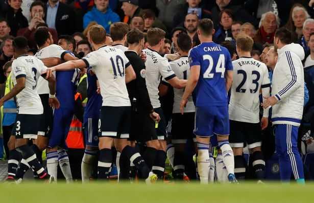 Tottenham vs Chelsea: Tran derby thu han hinh anh 2