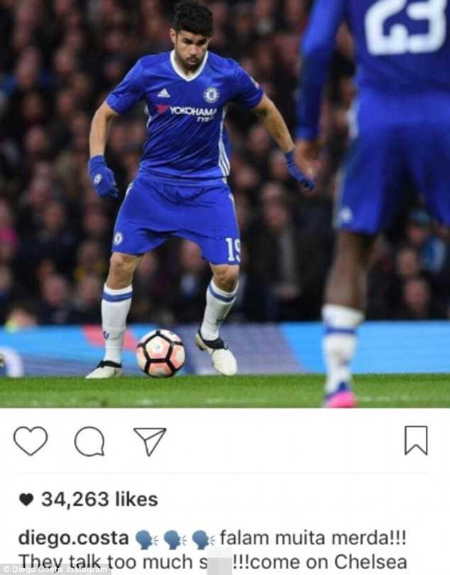 Diego Costa nhao bang truyen thong, Antoine Griezmann chua chac den MU hinh anh 1