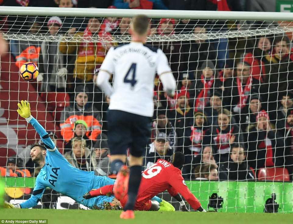 Sadio Mane toa sang, Liverpool xuat sac da bai Tottenham hinh anh 2