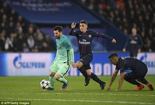 PSG 4-0 Barca: Messi te hai, Barca kho lat nguoc the co hinh anh 3