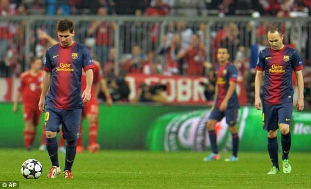 PSG 4-0 Barca: Messi te hai, Barca kho lat nguoc the co hinh anh 4