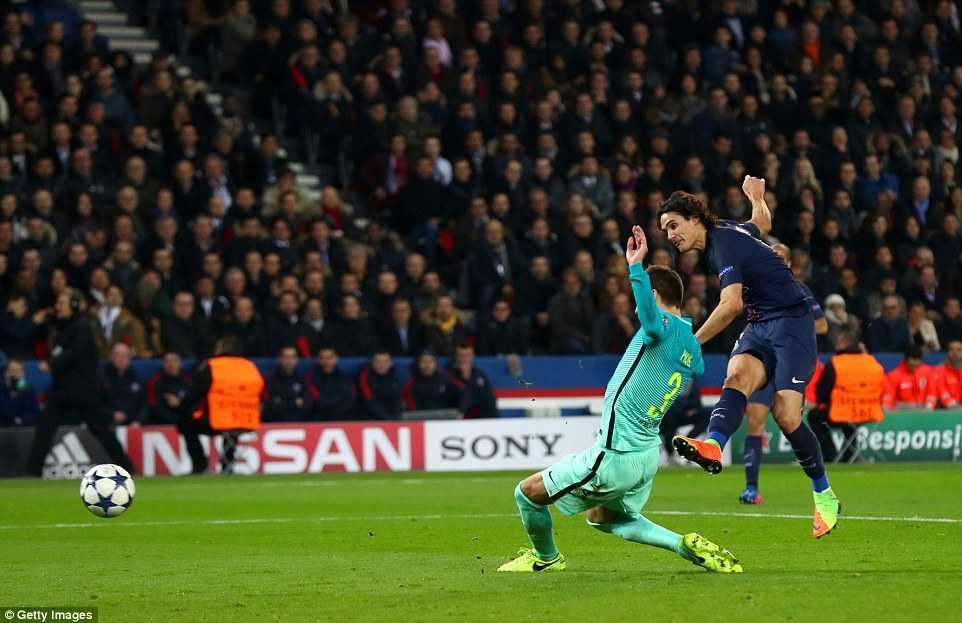 Ket qua Champions League: Di Maria toa sang, PSG de bep Barca voi ti so khong tuong hinh anh 3