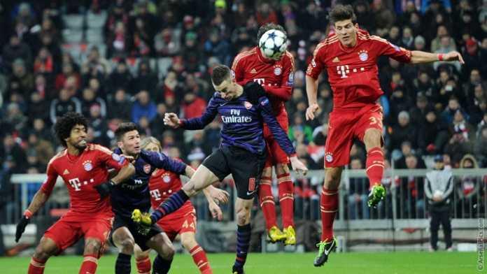 6 lan 'ngang cao dau' roi Champions League cua Arsenal hinh anh 3