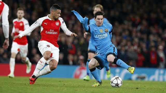 6 lan 'ngang cao dau' roi Champions League cua Arsenal hinh anh 6