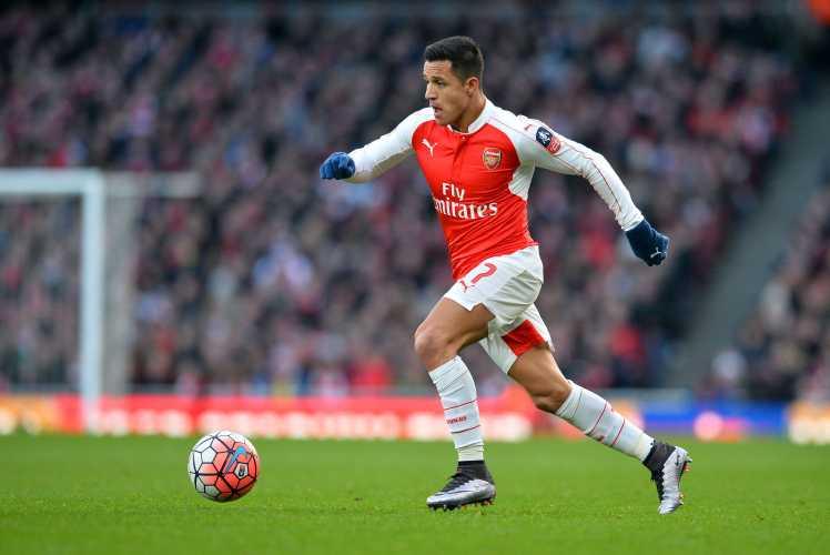 Co dong vien len ke hoach dua Alexis Sanchez roi Arsenal hinh anh 1