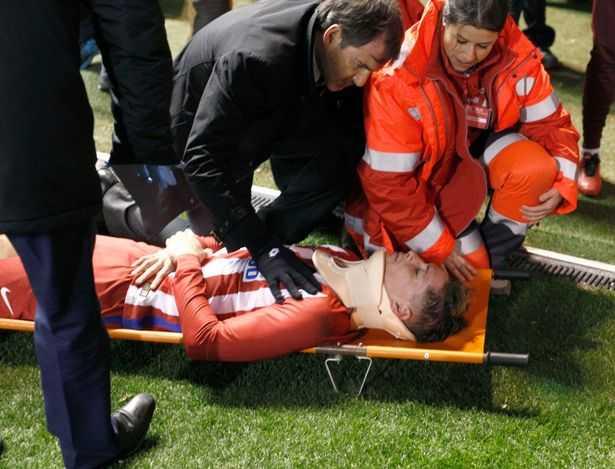 Fernando Torres thoat luoi hai tu than, hua som quay lai thi dau hinh anh 1