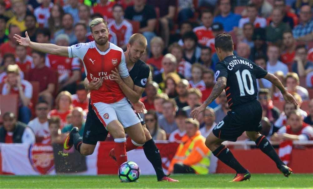 Vong 27 Ngoai hang Anh: Liverpool quyet dau Arsenal, Man United but pha hinh anh 1