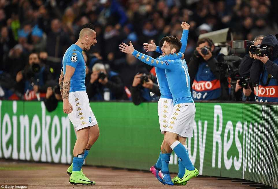 Video Napoli vs Real : Sergio Ramos va cu danh dau lam nen thuong hieu hinh anh 2