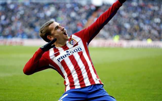 Mourinho tren tai Guardiola, Antoine Griezmann khien MU buon long hinh anh 4