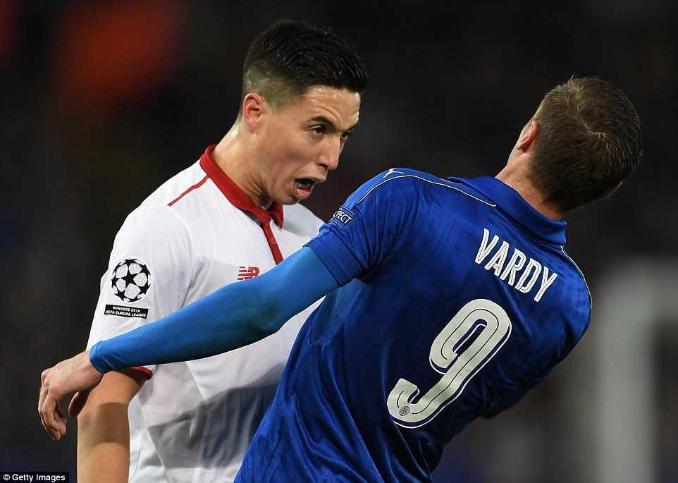Ket qua Champions League: Danh bai Sevilla, Leicester City lam nen phep mau hinh anh 3